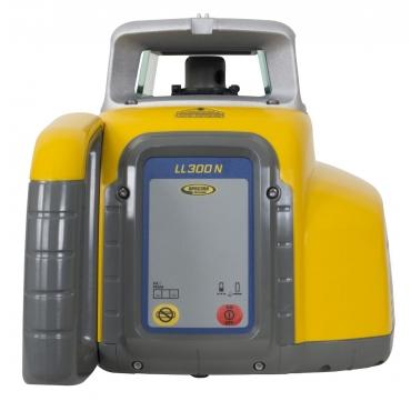 LL300N lazerinis nivelyras - statybinis standartas