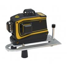 Stovelis tiksliam lazerinio nivelyro pasukimui-išstatymui (Fine Adjustment Trivet)