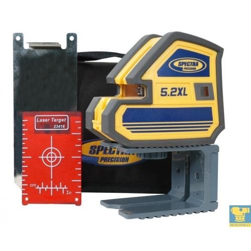 5.2 XL projektuojantis lazeris