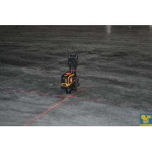 LT56 - 3-jų 360° susikertančių linijų lazeris