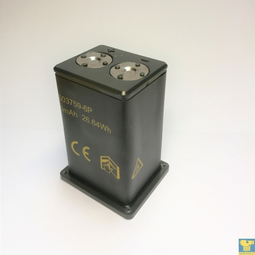 Spectra Precision lazerinio nivelyro baterija, tinka modeliams LT56, LT58, LT58G