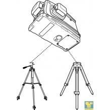 LT58G - 3-jų 360° susikertančių linijų lazeris (žalios sp.)