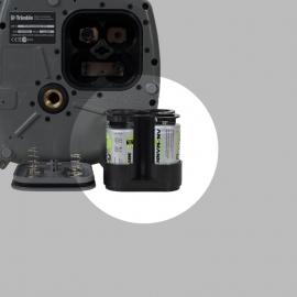 Spectra Precision  LL, HV ir GL įkraunamų baterijų pakuotė